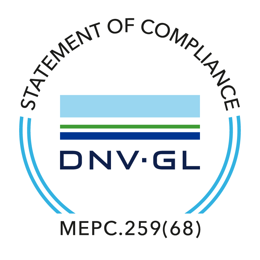 MEPC.259(68) DNV-GL Statement of Compliance