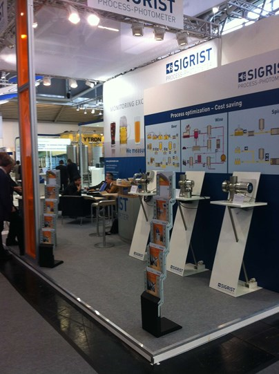 Review Drinktec 2013