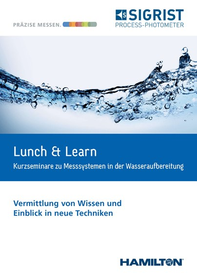 Lunch & Learn Seminars