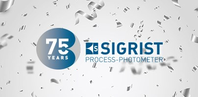 We celebrate our 75th anniversary!